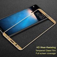 IMK celoplošné tvrzené sklo na displej Huawei Mate 10 Lite - zlaté