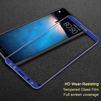 IMK celoplošné tvrzené sklo na displej Huawei Mate 10 Lite - modré