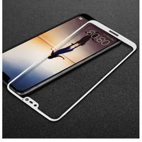 IMK celoplošné tvrzené sklo na Huawei P20 Lite - bílé