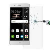 Protinárazové celoplošné tvrzené sklo na mobil Huawei P9 - transparentní