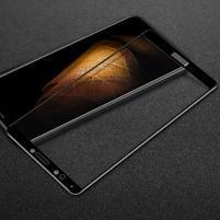 IMK celoplošné tvrzené sklo pro Huawei Y7 Prime (2018) - černé