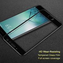 IMK celoplošné tvrzené sklo na Meizu Pro 7 - černé