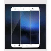 MLC celoplošné tvrzené sklo na Xiaomi Mi 5 - bílý lem