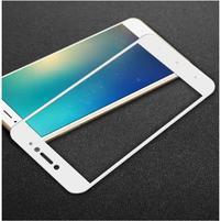 IMK celoplošné tvrzené sklo na displej Xiaomi Mi Max 2 - bílý lem
