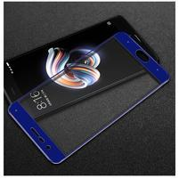 IMK celoplošné tvrzené sklo na Xiaomi Mi Note 3 - modré