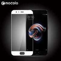 MCL celoplošné tvrzené sklo na Xiaomi Mi Note 3 - bílý lem