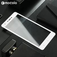 MLC celoplošné tvrzené sklo na Xiaomi Redmi Note 4X - bílé