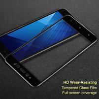 IMK celoplošné tvrzené sklo na Xiaomi Redmi Note 5A Prime - černý lem