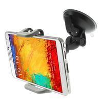 Flexi otočný držák na mobil či navigaci do rozměru 80-115 mm