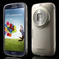 Gelové Ultraslim pouzdro na Samsung Galaxy K Zoom- transparentní
