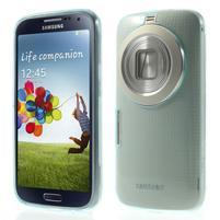 Gelové Ultraslim pouzdro na Samsung Galaxy K Zoom- světlemodré