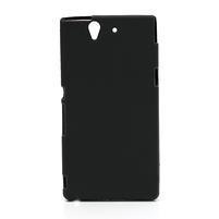 Gelové pouzdro na Sony Xperia Z L36i C6603- černé