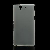 Gelové pouzdro na Sony Xperia Z L36i C6603- transparentní