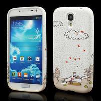 Gelové pouzdro pro Samsung Galaxy S4 i9500- pohádkový kryt