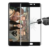HAT7 fixační celoplošné tvrzené sklo na displej Xiaomi Mi Note 2 - černý lem