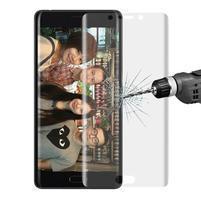 HAT7 fixační celoplošné tvrzené sklo na displej Xiaomi Mi Note 2 - průhledný lem