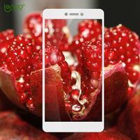 GX9 celoplošné fixační tvrzené sklo na Xiaomi Redmi 4X - bílý lem