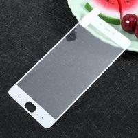 Temper celoplošné tvrzené sklo na Xiaomi Mi5s - bílý lem