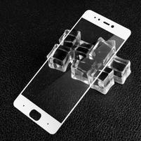 GT celoplošné fixační tvrzené sklo na Xiaomi Mi5s - bílý lem