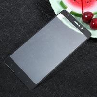 Temper celoplošné fixační sklo na Xiaomi Mi5s Plus - černý lem