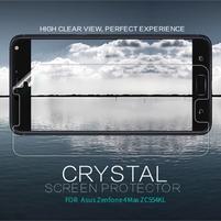 Antiotisková čirá fólie na mobil Asus Zenfone 4 Max ZC554KL