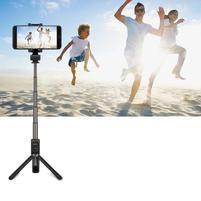 Honor original bluetooth selfie tyč se stojanem - černá