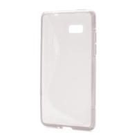 Gelové S-line pouzdro pro HTC Desire 600- transparentní