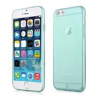 Ultra slim 0.7 mm gelové pouzdro na iPhone 6, 4.7  - modré