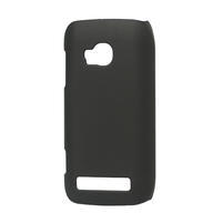 Pogumované pouzdro pro Nokia Lumia 710- černé
