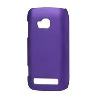 Pogumované pouzdro pro Nokia Lumia 710- fialové