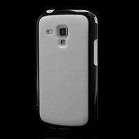 Plastogelové pouzdro na Samsung Galaxy Trend, Duos- černé