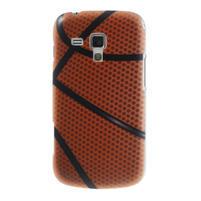 Plastové pouzdro na Samsung Trend plus, S duos - basketbal