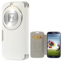 Flipové pouzdro na Samsung Galaxy K zoom C115 - bílé