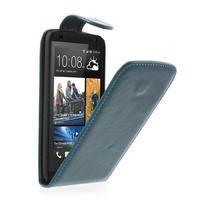 Flipové pouzdro pro HTC Desire 601- modré