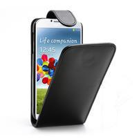 Flipové pouzdro pro Samsung Galaxy S4 i9500- černé