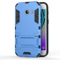 Armory odolný obal na Samsung Galaxy A3 (2017) SM-A320 - světlemodrý