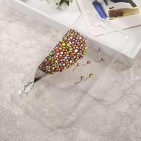 Funs gelový obal na Asus Zenfone 3 Max ZC520TL - balónky
