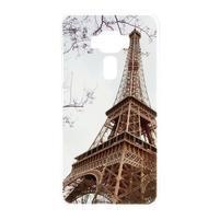 Plastový obal na mobil Asus Zenfone 3 ZE520KL - Eiffelova věž