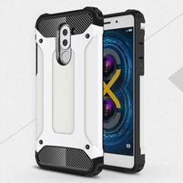 Defender odolný obal na mobil Honor 6x - bílý