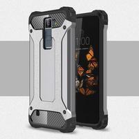 Armory odolný obal na mobil LG K8 - šedý