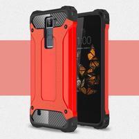 Armory odolný obal na mobil LG K8 - červený