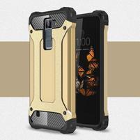 Armory odolný obal na mobil LG K8 - zlatý