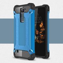 Armory odolný obal na mobil LG K8 - modrý