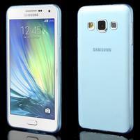 Slim obal na Samsung Galaxy A3 - světlemodré
