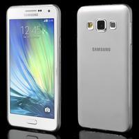 Slim obal na Samsung Galaxy A3 - šedé