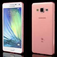 Ultra tenký obal na Samsung Galaxy A5 - červený
