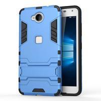Defender odolný obal na mobil Microsoft Lumia 650 - modrý