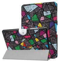 Motive PU kožené pouzdro na Acer Iconia One 10 B3-A40 - abstrakt