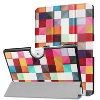 Motive PU kožené pouzdro na Acer Iconia One 10 B3-A40 - triangle