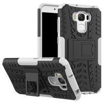 Outdoor odolný obal na mobil Asus Zenfone 3 Max ZC553KL - bílý